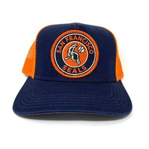 AMERICAN NEEDLE - San Francisco Seals Snapback Hat